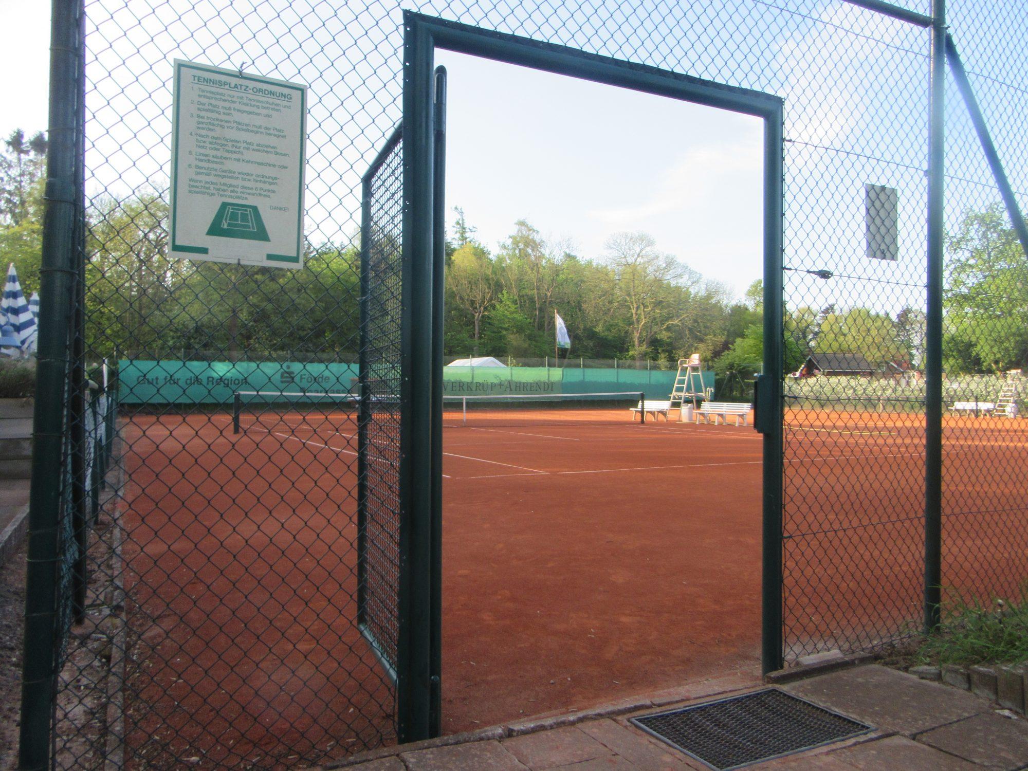 TSV Plön - Tennis
